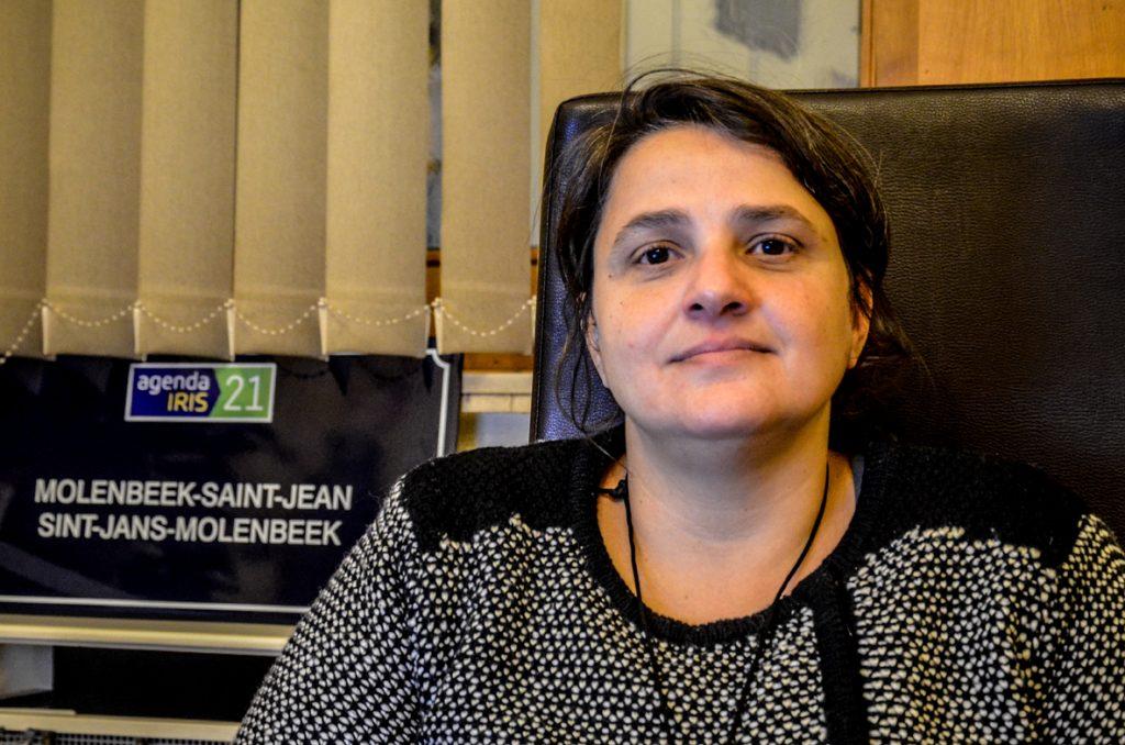 Annalisa Gadaleta - Assessore al Comune di Molenbee