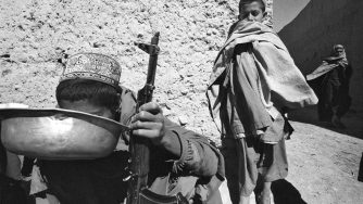 Cover photo by Francesco Cito, Afghanistan, 1989