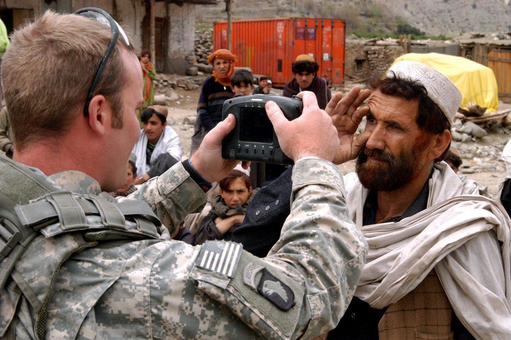 US Patrol in Eastern Afghanistan (LaPresse)