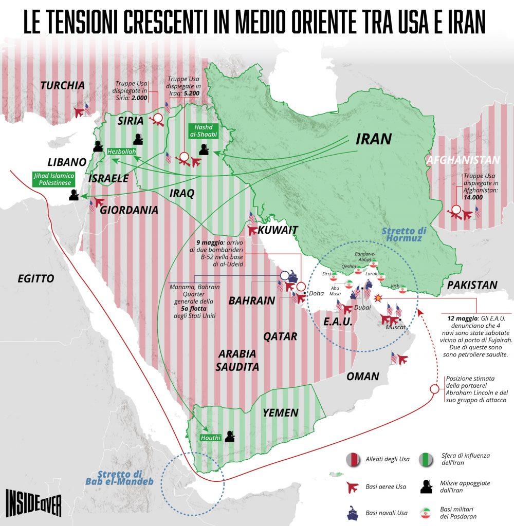 stretto di hormuz cartina geografica