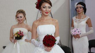 Bride in Kyrgyzistan (LaPresse)