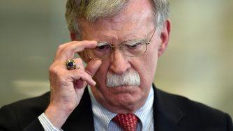 John Bolton, national adviser