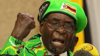 Robert Mugabe, dittatore defunto dello Zimbabwe (LaPresse)