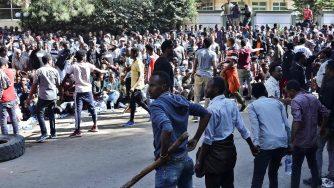 Scontri in Etiopia