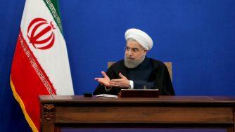 Iran, Hassan Rouhani