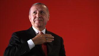 Turkish president Recep Tayyip Erdogan (LaPresse)