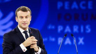 Macron forum
