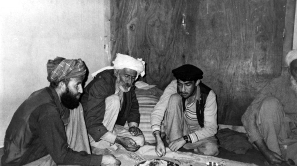Guerriglieri afghani contro l'Unione sovietica (LaPresse)