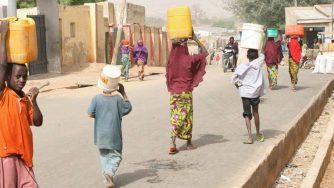 Nigeria bambini