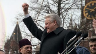 Boris Yeltsin (LaPresse)