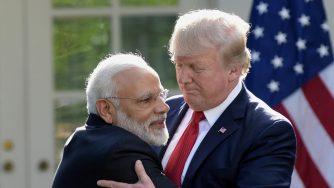 Modi India Trump