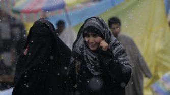 India Pakistan women (La Presse)