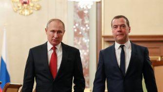 Russia dimissioni Medvedev