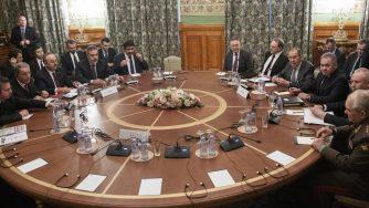 Libya meeting(La Presse)