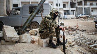 Qaeda Syria jihad