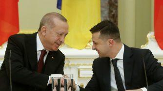Erdogan Zelensky