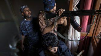 Libya war mission