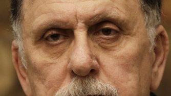 Sarraj Libia