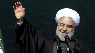 Hassan Rouhani (LaPresse)