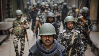 India scontri (La Presse)