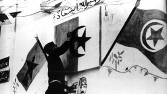 Indipendenza dell'Algeria (LaPresse)