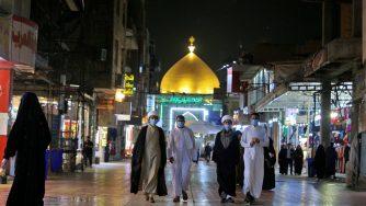 Iran Najaf virus (La Presse)