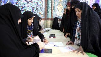 Iran vote (La Presse)