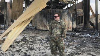 Iraq base Usa