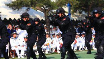 China navy (La Presse)