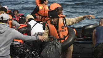 Lesbos Migrants