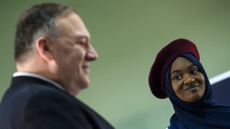 Mike Pompeo in Africa (La Presse)