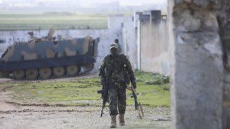 Turkish Syria Idlib