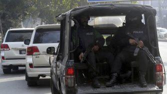 Pakistan police (La Presse)