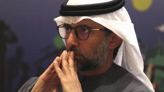 Suhail al-Mazrouei, Emirati Arabi Uniti (La Presse)