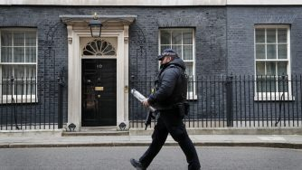 Downing Street Uk (La Presse)