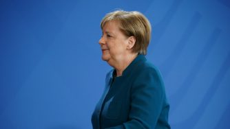 Angela Merkel Germany covid