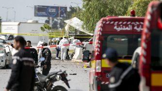 Tunisia kamikaze