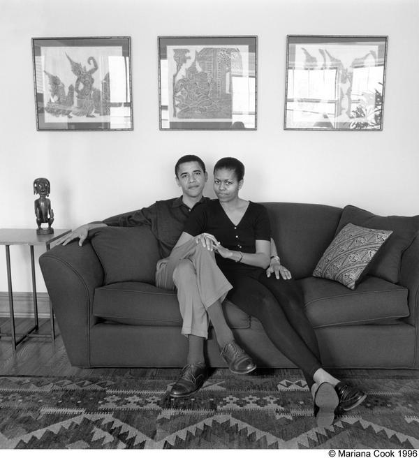 Barack e Michelle Obama (LaPresse)