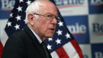 Sanders Usa covid coronavirus