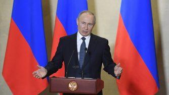 Putin visita Crimea (La Presse)