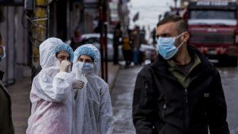 Syria coronavirus outbreak