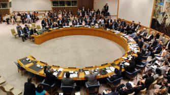 Consiglio sicurezza Nazioni Uniti vota sulla situazione Siria (La Presse)