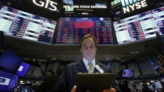 Wall Street in profondo rosso