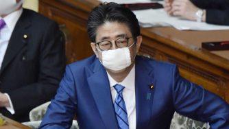 Japan Abe La Presse
