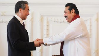 Sri Lanka China (La Presse)
