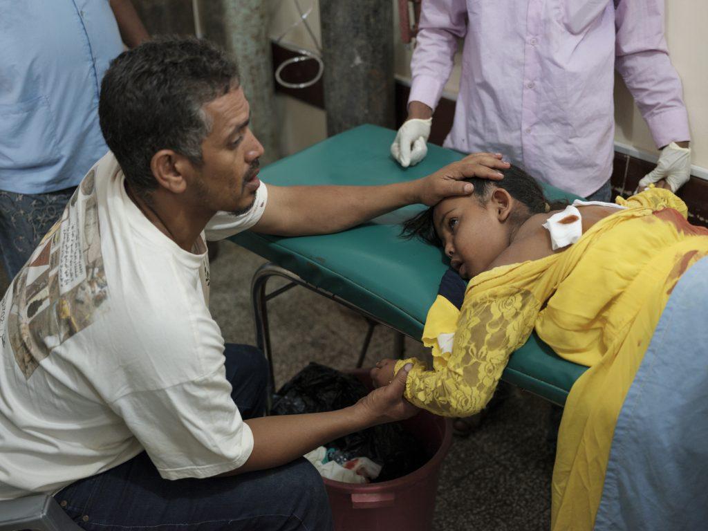 Yemen, Matteo Bastianelli. From the report 'Yemen Unveiled'