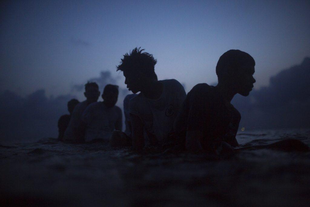 America, Honduras, Federico Vespignani. From the report 'The lost boys'
