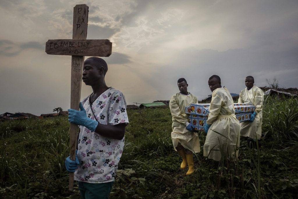 Africa,Democratic Republic of Congo, Marco Gualazzini. From the report 'Ebola, The Outbreak