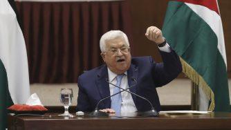 Abbas Palestina La Presse