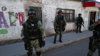 Drug cartels Mexico soldiers (La Presse)